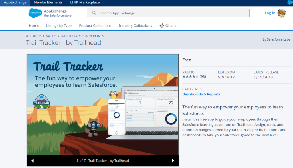 TrailTracker