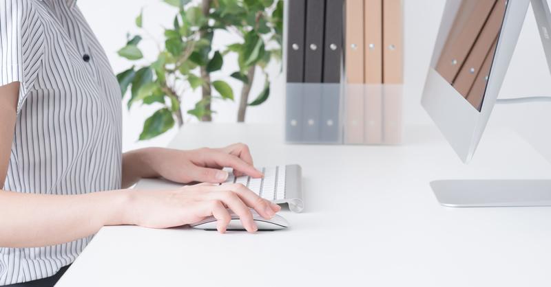 ファイル操作はドラッグ&ドロップで! パソコンを使った人には慣れ親しんだUIなので直感的に操作できます