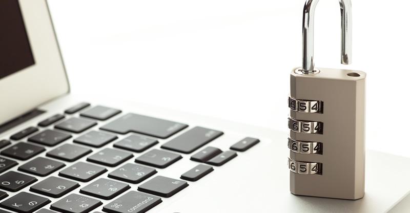 大切な情報を高いセキュリティで守ることができます