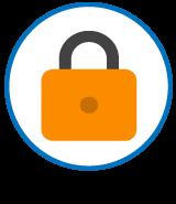 タスクのクラウドバックアップが選ばれる理由の2つ目は安全面です。